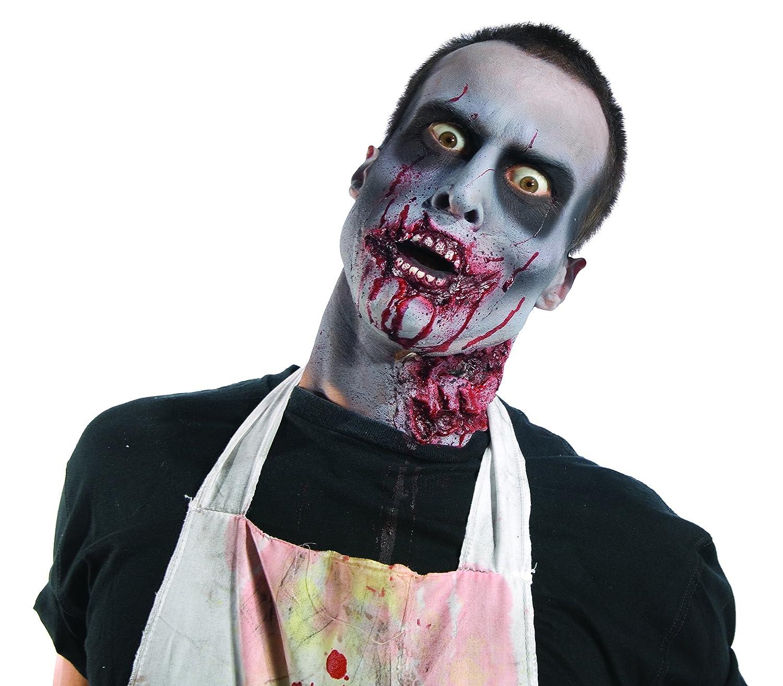 sc 1 st  Amazon.com & Amazon.com: Rubieu0027s Costume Co Zombie Makeup Kit Costume: Toys u0026 Games