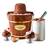 Nostalgia ICMW400 Electric Bucket Ice Cream Maker