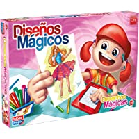 Falomir Diseños Mágicos, Juego de Mesa, Manualidades (646482)