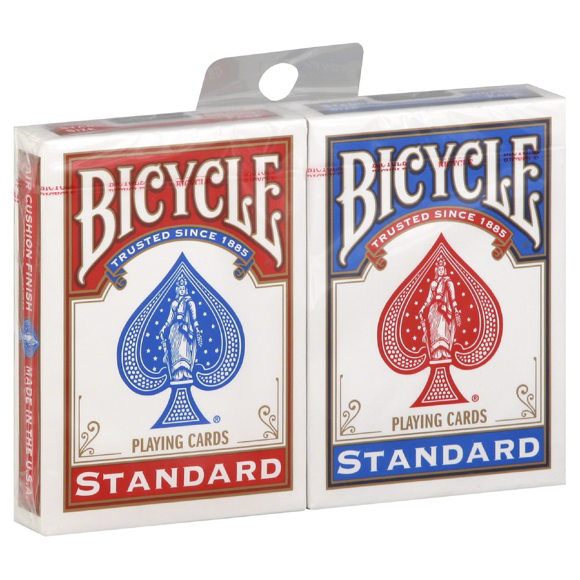 Paquet Cartes X 2 Jeu Bicycle - 1 Rouge et 1 Bleu product image