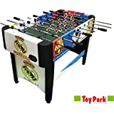 Toy Park Premium Foosball/ Soccer/ Football Table Game (120x61.2x78 cm)