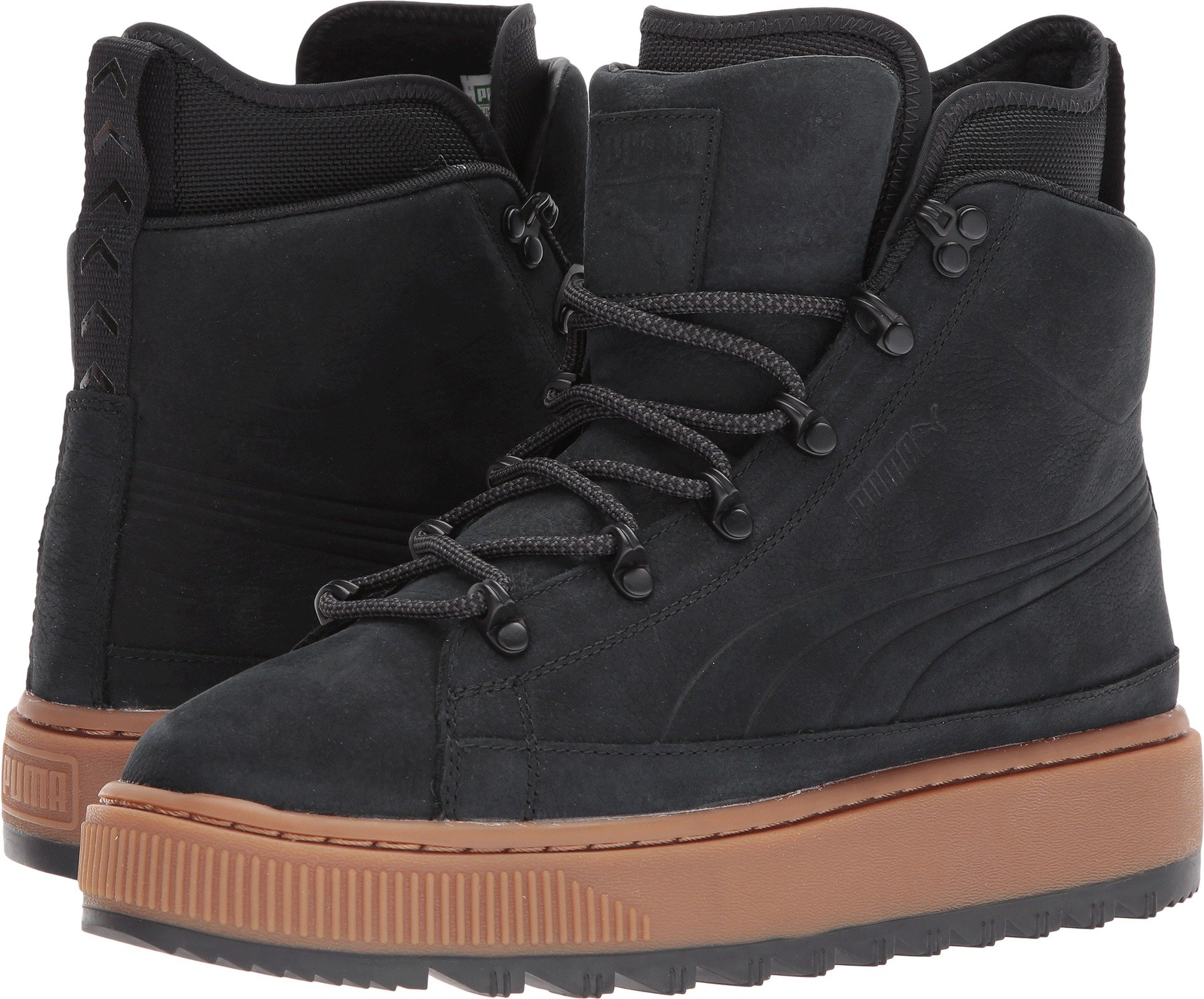 PUMA Men's The Ren Boot NBK Sneaker, Black, 11.5 M US