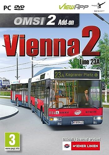OMSI 2 - Add-on Vienna 2 - Line 23A (PC DVD): Amazon co uk: PC