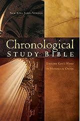 NKJV, Chronological Study Bible, eBook: Holy Bible, New King James Version Kindle Edition
