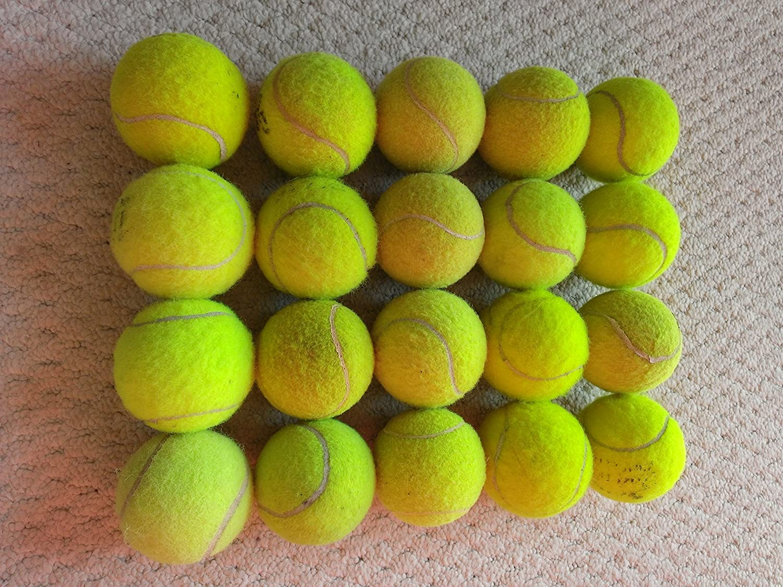 Tennis BallsPack Of 5 BallsRoyal CourtDog Pets Toy Outdoor Sports Game