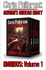 The Adrian's Undead Diary Omnibus: Volume One Kindle Edition