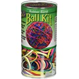 Pencil Grip Make It Yourself Rubber Band Ball Kit, TPG-501T