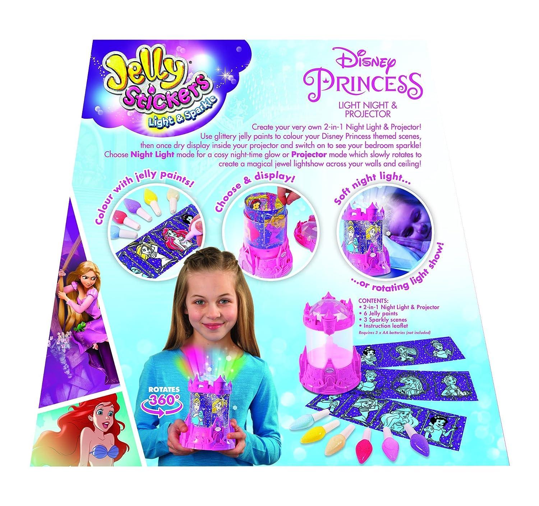 John Adams Disney Princess - Proyector de luz y Brillo de Noche ...