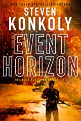 EVENT HORIZON: A Modern Thriller (Alex Fletcher Book 3) Kindle Edition