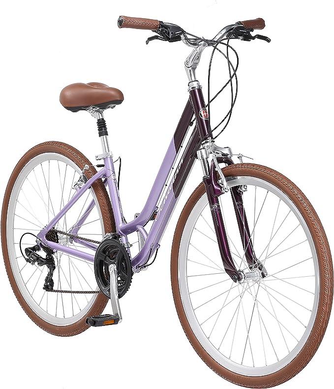 Schwinn Capitol bicicleta híbrida 700c rueda, 16 pulgadas / tamaño ...