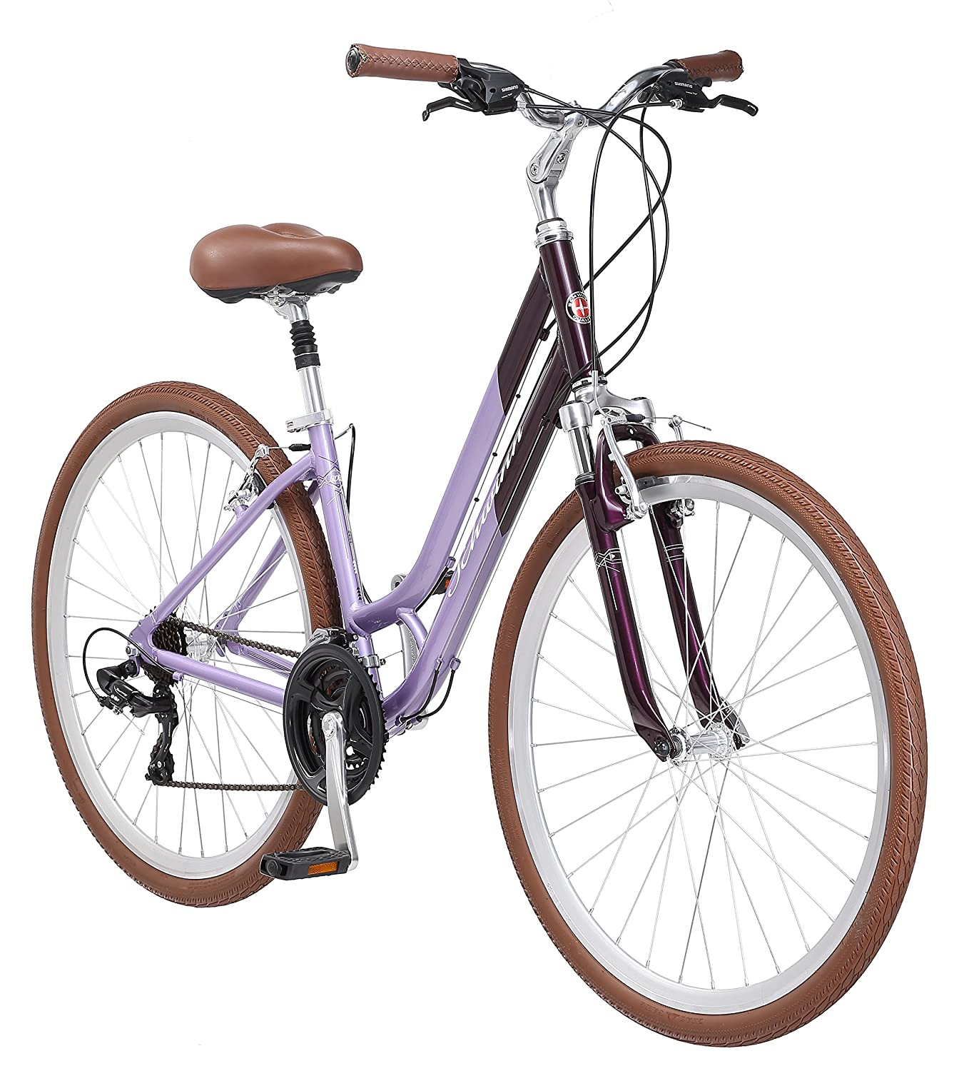 Schwinn Women S Siro Hybrid Bicycle 700c Wheel Small