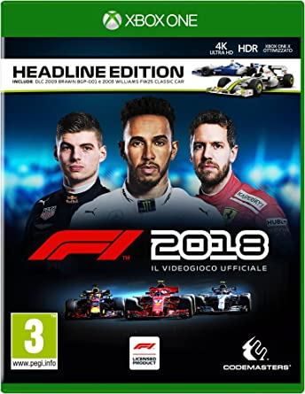 F1 2018 - Headline Edition: Amazon.es: Videojuegos