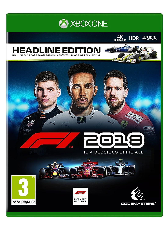 F1 2018, f1 2018 game recensione 11