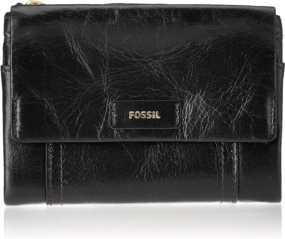 Fossil - Ellis, Carteras Mujer, Schwarz (Black), 3.81x10 ...