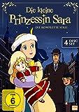 Die kleine Prinzessin Sara - Gesamtedition [4 DVDs]