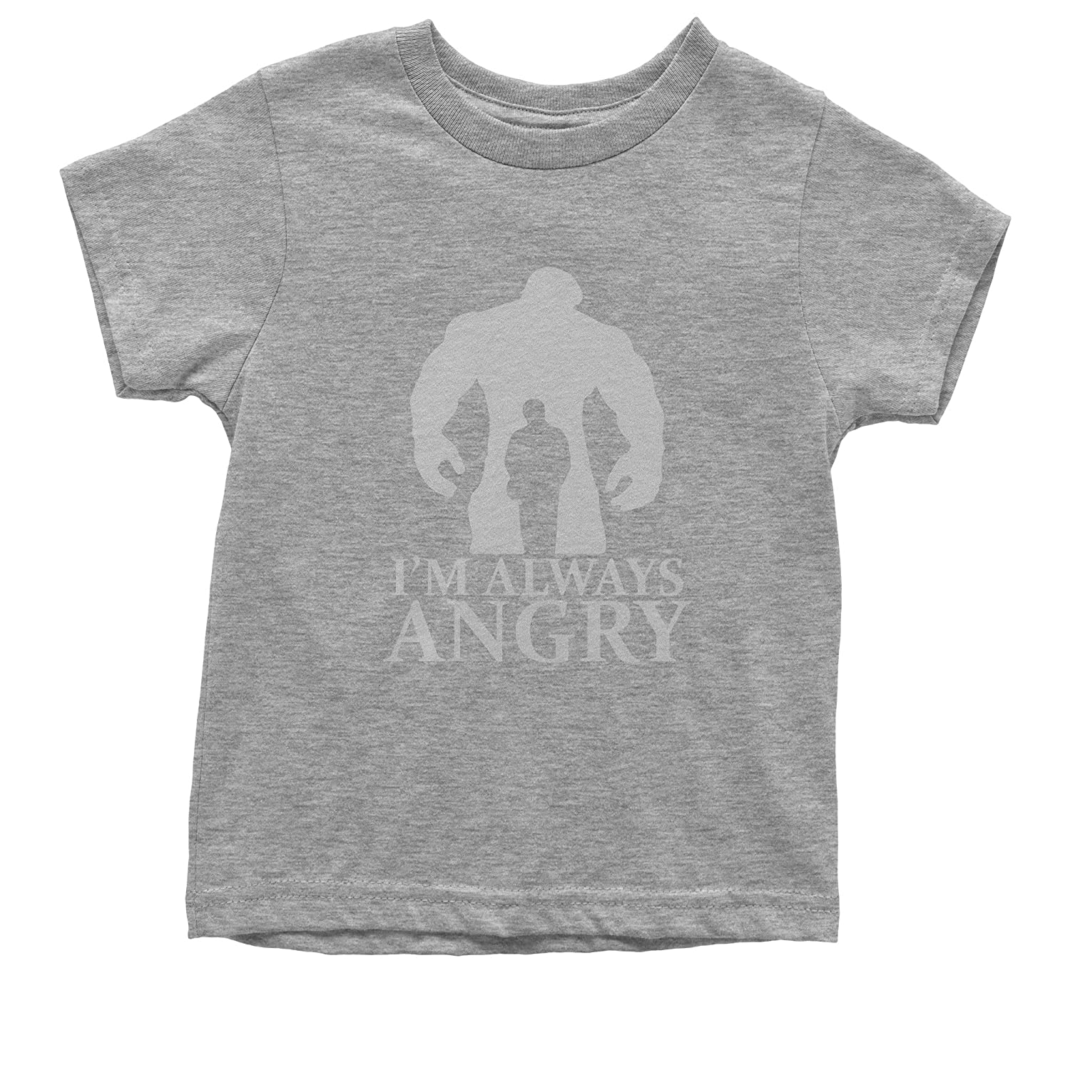 Expression Tees Im Always Angry Youth T-Shirt