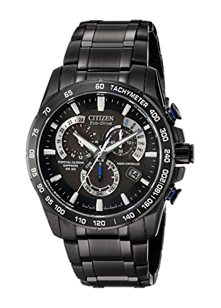Amazon Citizen Eco Drive Mens At4007 54e Perpetual Chrono A T