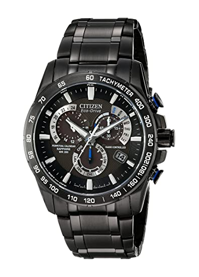 67db61315 Citizen Men's Perpetual Chrono A-T Watch AT4007-54E: Citizen: Amazon ...