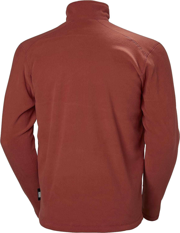 Helly Hansen Mens Daybreaker Lightweight Full Zip Fleece Jacket