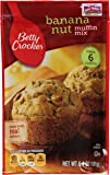 Betty Crocker Muffin Mix, Banana Nut, 6.4 Ounce (Pack of 9)