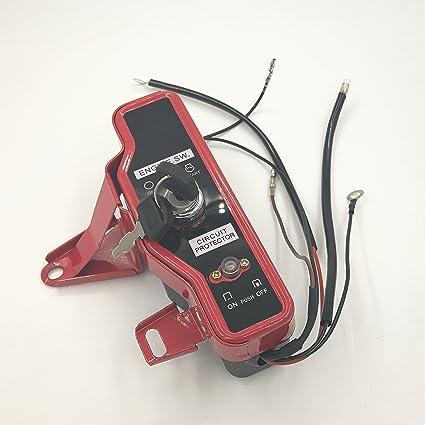 Amazon.com: shiosheng Interruptor de encendido caja de ...