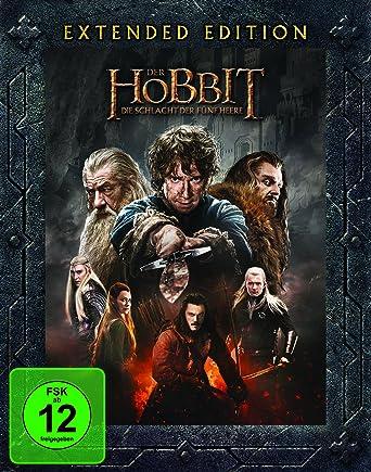 Der Hobbit 3 Die Schlacht Der Fünf Heere Extended Edition 2