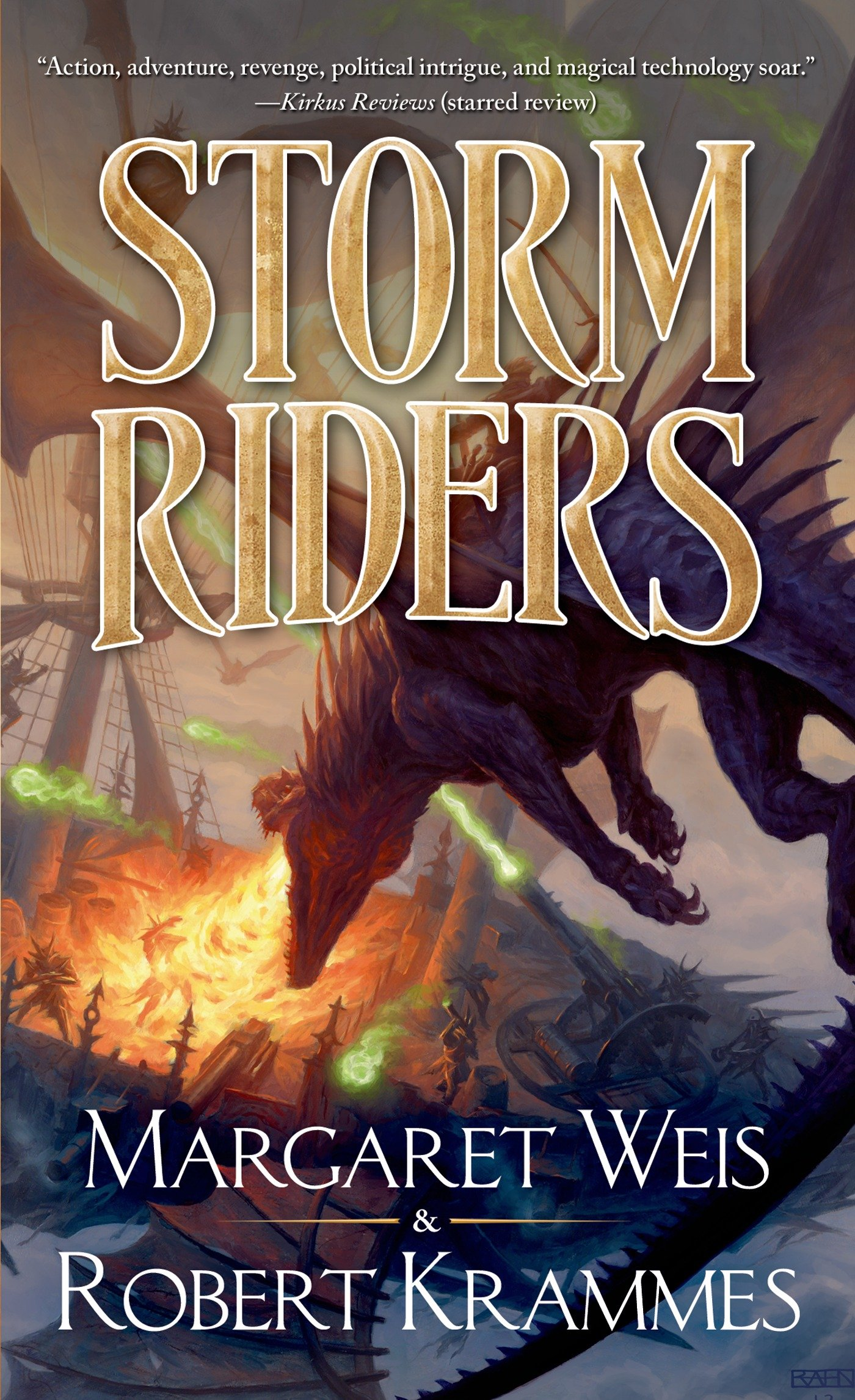 Storm Riders (Dragon Brigade Series)