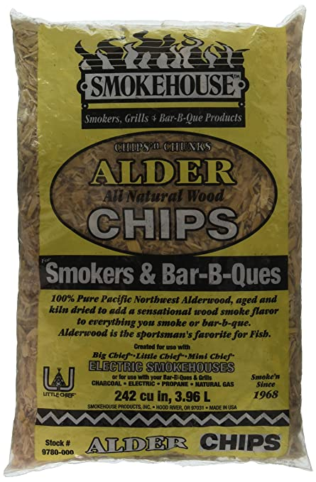 Amazon Com Smokehouse Products 9780 Little Chief Alder Wood Chips