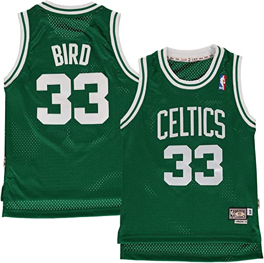 OuterStuff Youth Larry Bird