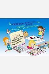 La ASOMBROSA BÚSQUEDA para pequeños GENIOS Entretenidos ejercicios para niños LIBRO 2: Libros para niños 4-8 Años, Libros en español para niños, Libros ilustrados, Libro preescolar, Spanish edition Kindle Edition