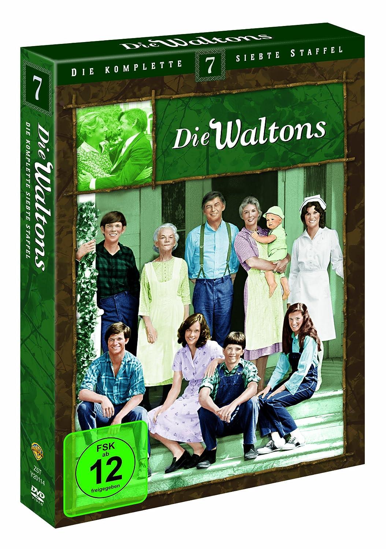 Die Waltons Die Komplette 7 Staffel 6 Dvds Amazonde