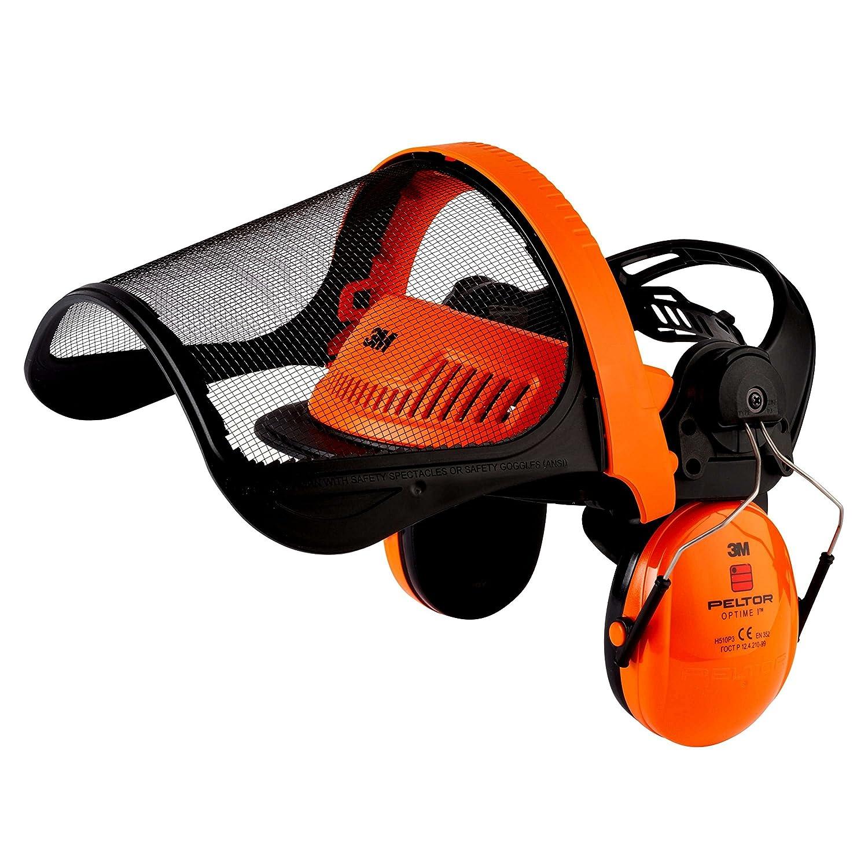 Combinaison multisyst/ème Industrie avec coiffe 3M/™ G500 jaune