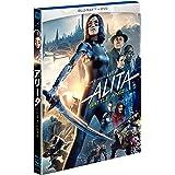 アリータ:バトル・エンジェル 2枚組ブルーレイ&DVD [blu-ray]