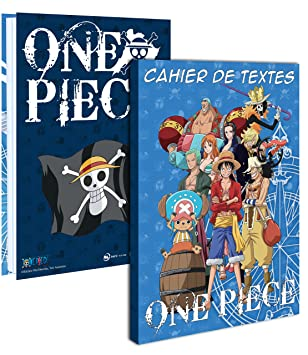 cahier one piece