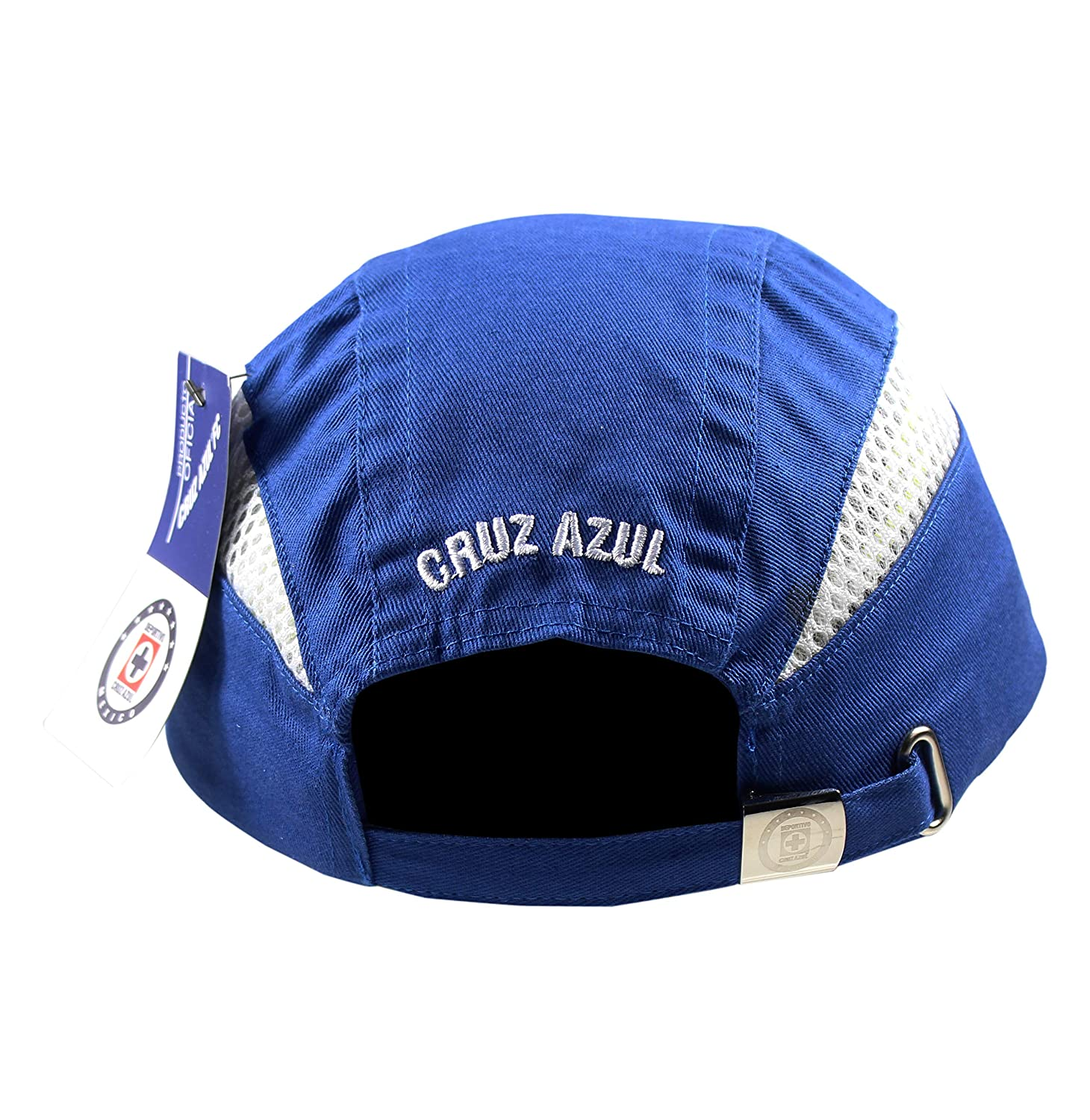 Deportivo Cruz Azul Cap hat Official Licensed Color Blue