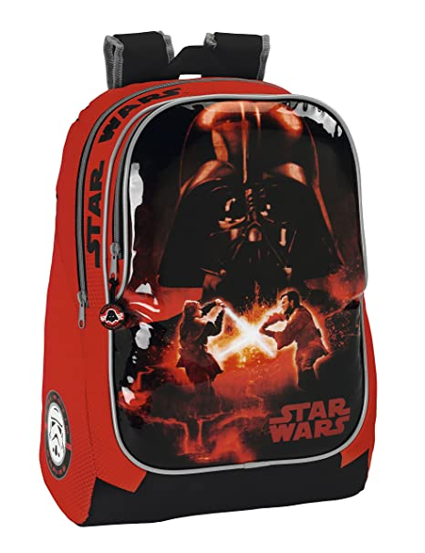 safta Star Wars - Mochila Adaptable a Carro 611401665: Amazon.es: Ropa y accesorios