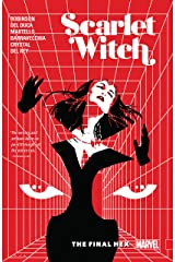 Scarlet Witch Vol. 3: The Final Hex (Scarlet Witch (2015-2017)) Kindle Edition