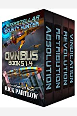 Interstellar Bounty Hunter Omnibus Kindle Edition