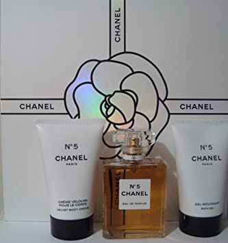 Image Unavailable. Image not available for. Color  Chanel No. 5 for Women  Gift Set ... 39265c7c1