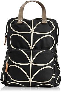 614a46849b Orla Kiely Women s Backpack Backpack Green (Spring)  Amazon.co.uk ...