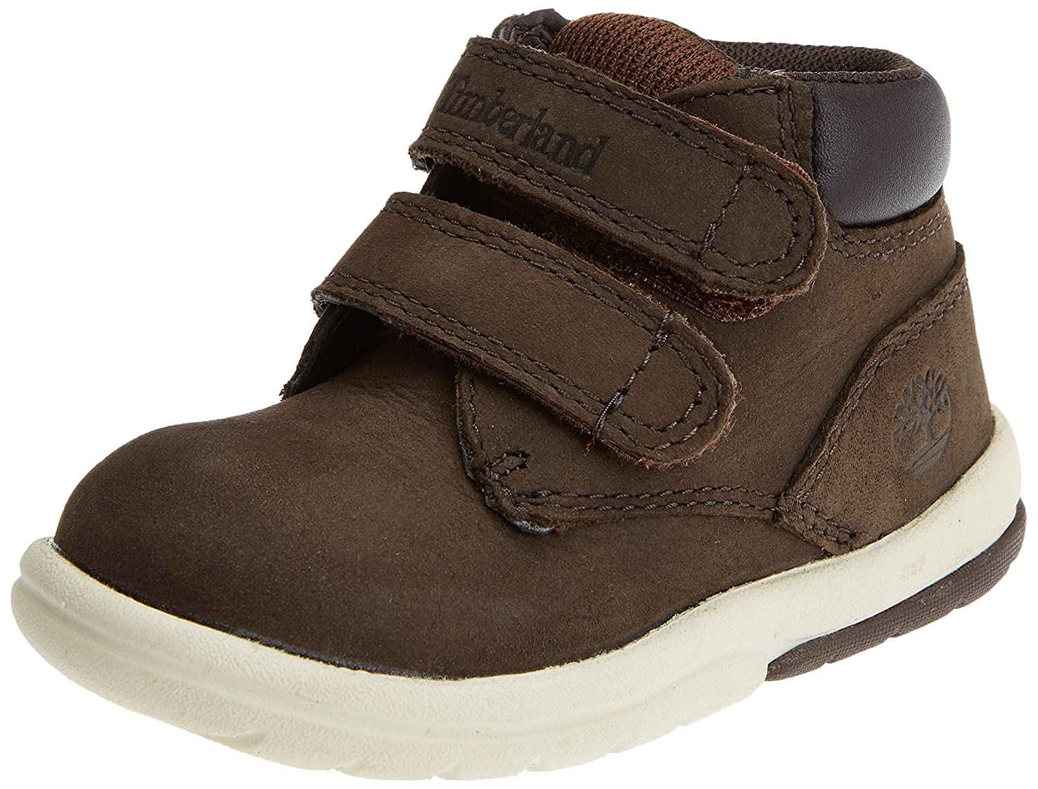 Timberland Unisex Baby Toddle Tracks Hook and Loop Stiefel