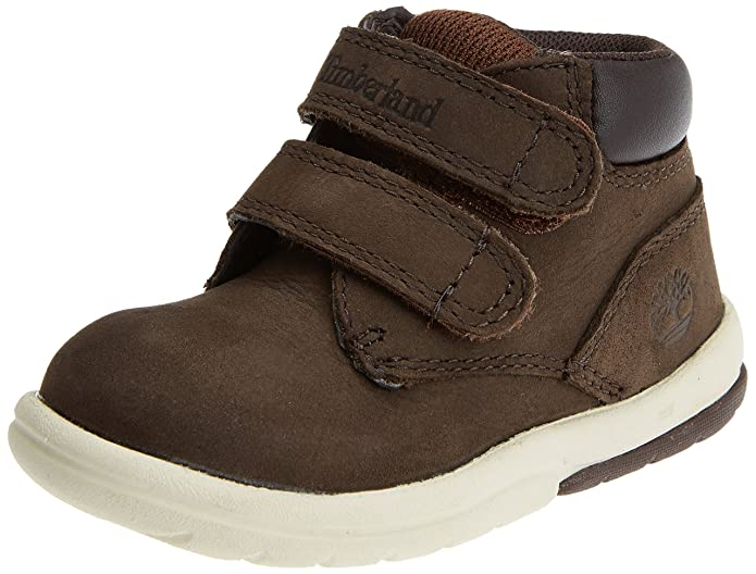 Timberland Unisex Babies' Toddle Tracks Hook and Loop Boots: Amazon.co.uk:  Shoes & Bags