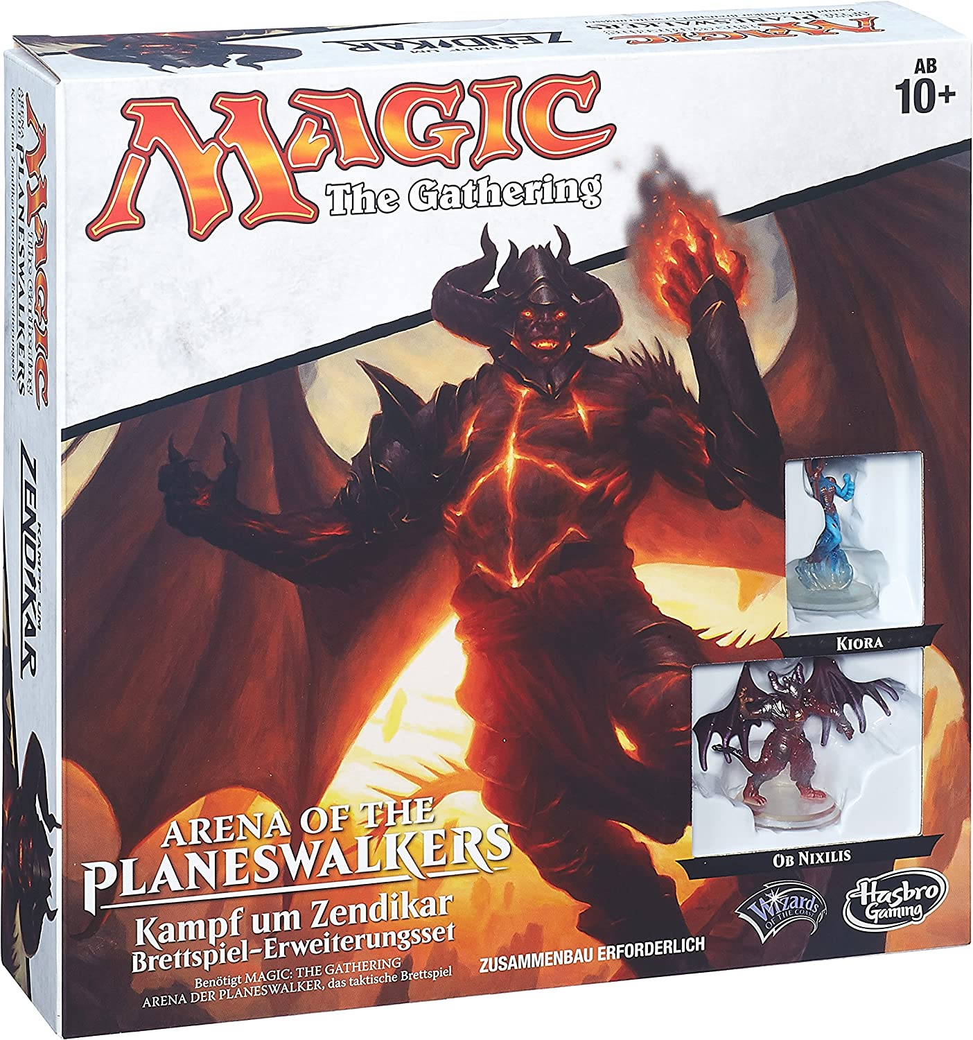 Hasbro Juegos b6925100 – Magic The Gathering – Battle for zendikar Expansion, Fantasía Parte: Amazon.es: Juguetes y juegos