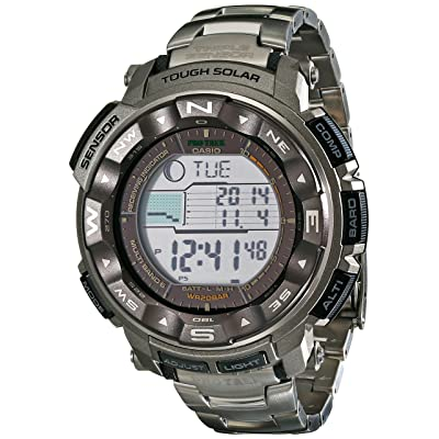 Casio Pro Trek PRW-2500T-7CR - one the best military watches