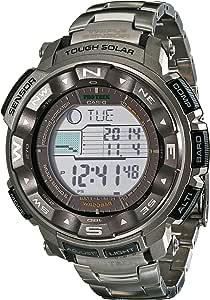 Casio Men's Pro Trek PRW2500T Tough Solar Digital Sport Watch