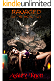 Ravaged By The Minotaur (Dark Fantasy, Huge Size Monster)