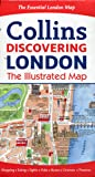 Discovering London Illustrated Map (Maps) [Idioma Inglés]