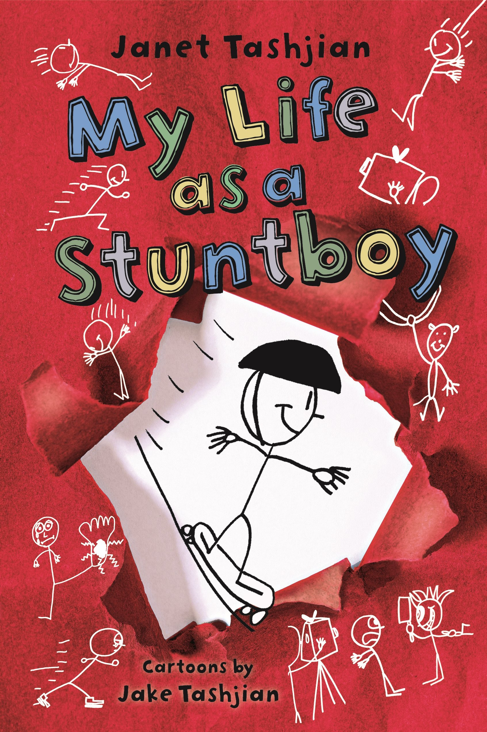 My Life as a Stuntboy (The My Life series): Janet Tashjian ...