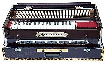 Harmonium – comprar 4 lengüetas, 13 cambiador de escala, 11