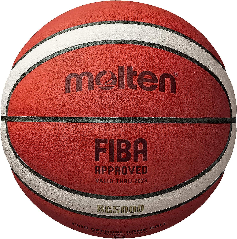 Molten BG5000 leather basketball